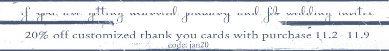 Last Minute January/ February weddings