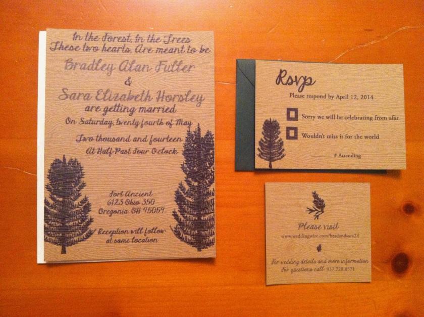 Pine Tree invites