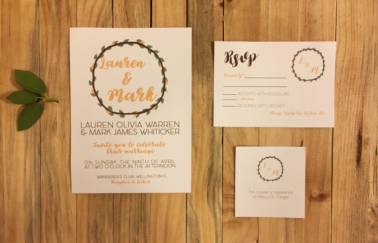 peach-green-leaf-spring-wedding-invitation