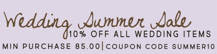 Summer Sale Etsy header